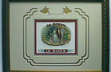 La Boda – Cigar Label Art
