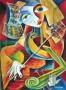 The Violin by artist Jennifer Main