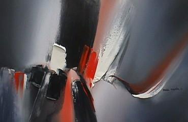 Symphony on Grey – Paul Tapia – SOLD