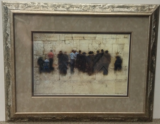 The Wall by artist Don Lytton at Art encounter