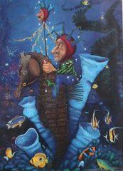Sea Jester – Debra Seney