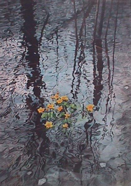 The Yellow Bouquet - Bill Harvey
