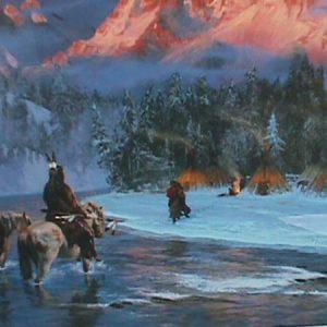 Coming Homel by artist Herman Adams