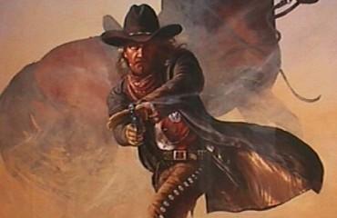 Texas Ranger – Hermon Adams