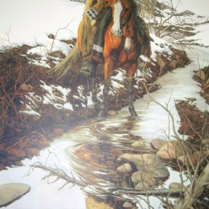 Spirit of the Grizzly by artist Bev Dolittle