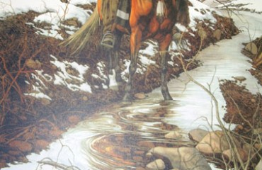 Spirit of the Grizzly – Mini Print – Bev Doolittle