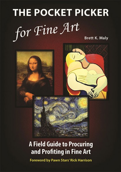 The Pocket Picker: for Fine Art by Brett Maly