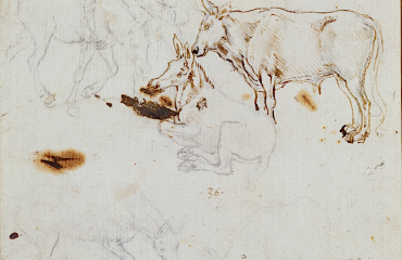 071 recto – by Leonardo da Vinci