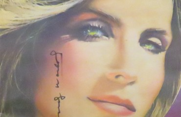 Interview Magazine – Lacey Neuhaus 1979 – Signed by Andy Warhol