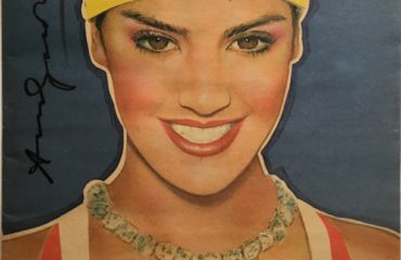 Interview Magazine – Phoebe Cates 1982 – Signed by Andy Warhol