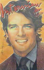 Interview Magazine – Klinton Spilsbury 1980 – Signed by Andy Warhol