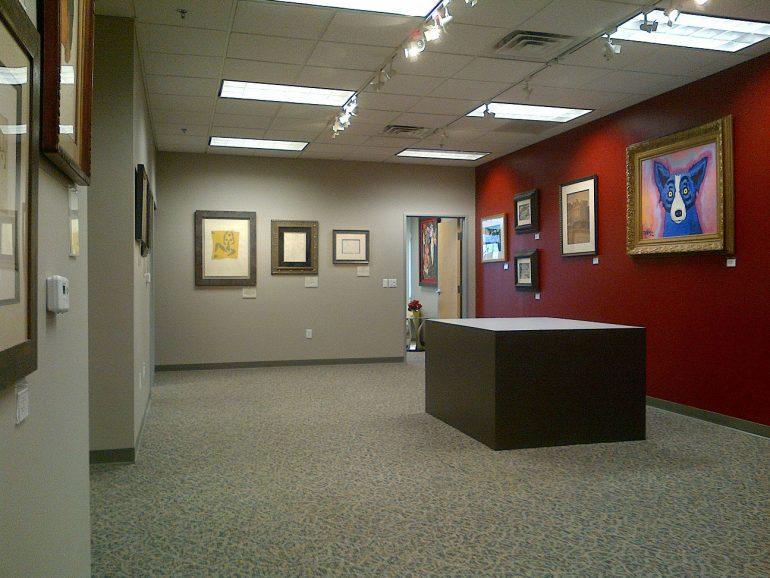 Art encounter's New Gallery