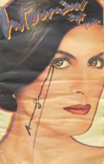 Interview Magazine – Paloma Picasso 1980 – Signed by Andy Warhol