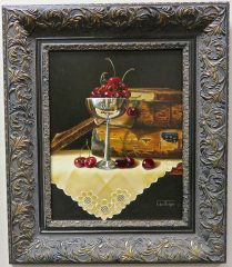 CUP OF CHERRIES – by Luba Stolper