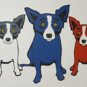 George Rodrigue (1944 - 2013)