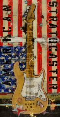 American Stratocaster By Michael Babyak