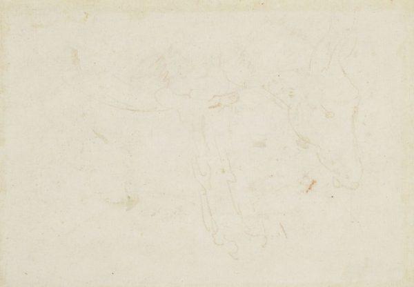 151 verso - Leonardo da Vinci Queen's Collection