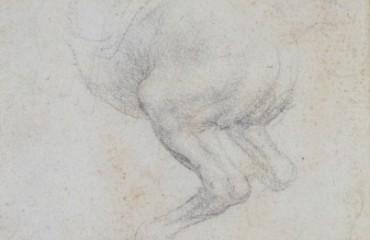 115 recto – by Leonardo da Vinci
