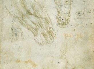 083 recto – by Leonardo da Vinci