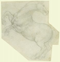 114 recto – by Leonardo da Vinci