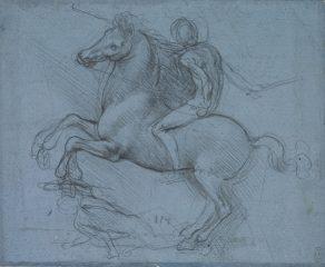 106 recto – by Leonardo da Vinci