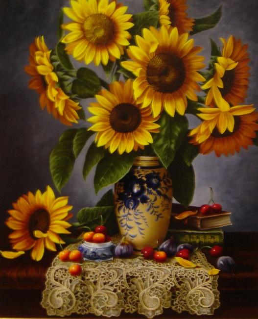 Summer Breeze - by Luba Stolper - Art encounter
