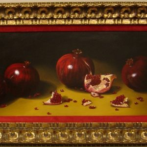 Viva Armenia - Original by Luba Stolper Framed - Art encounter