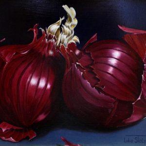 Onions by Luba Stolper