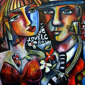 Love Love Love - Jennifer Main - Art encounter