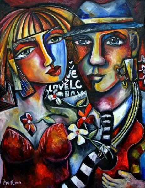 Love Love Love - Jennifer Main - Art encounter