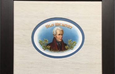 Old Hickory – Cigar Label Art