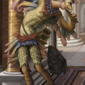 Papageno by Kurt Wenner