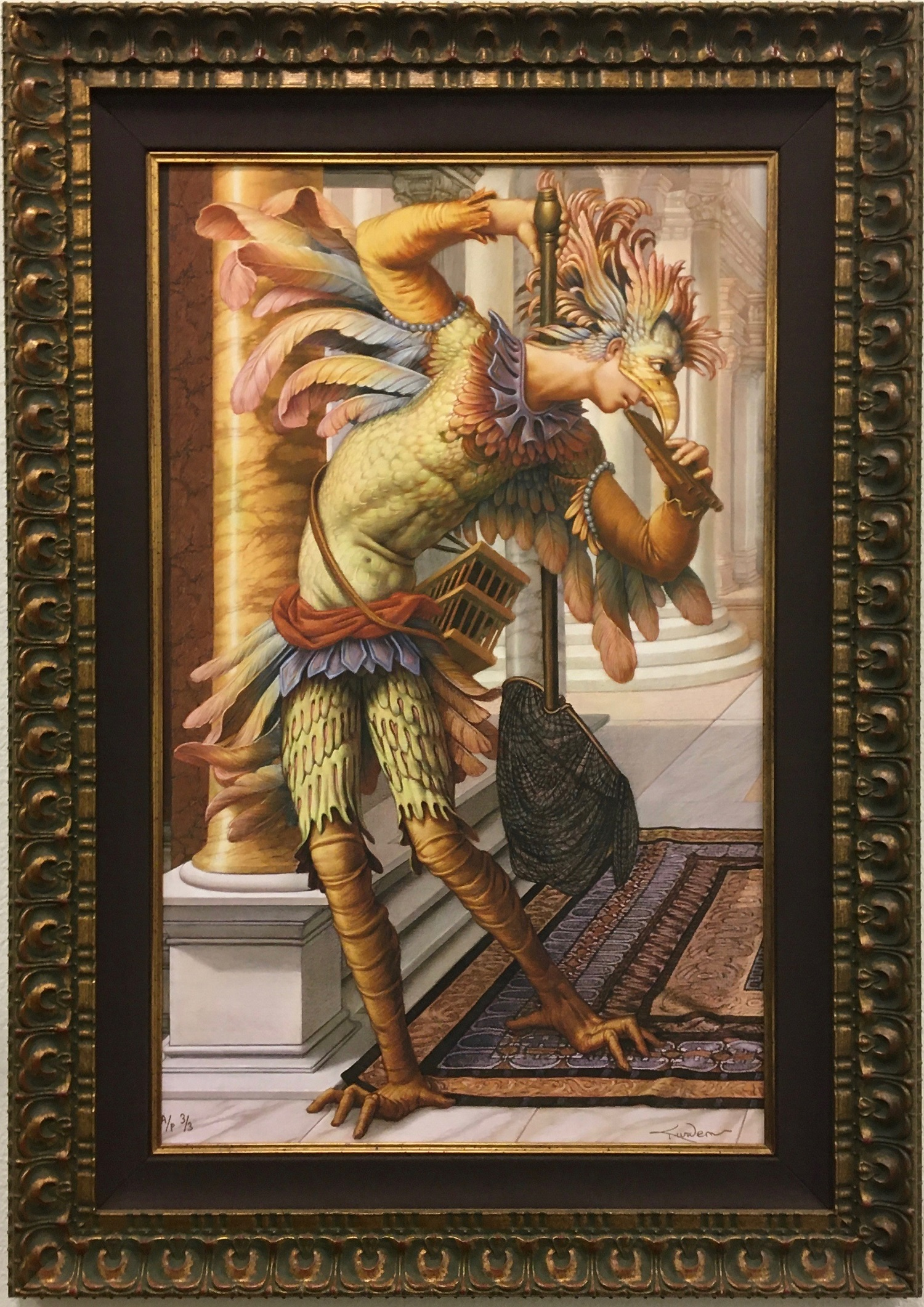Papageno Wenner