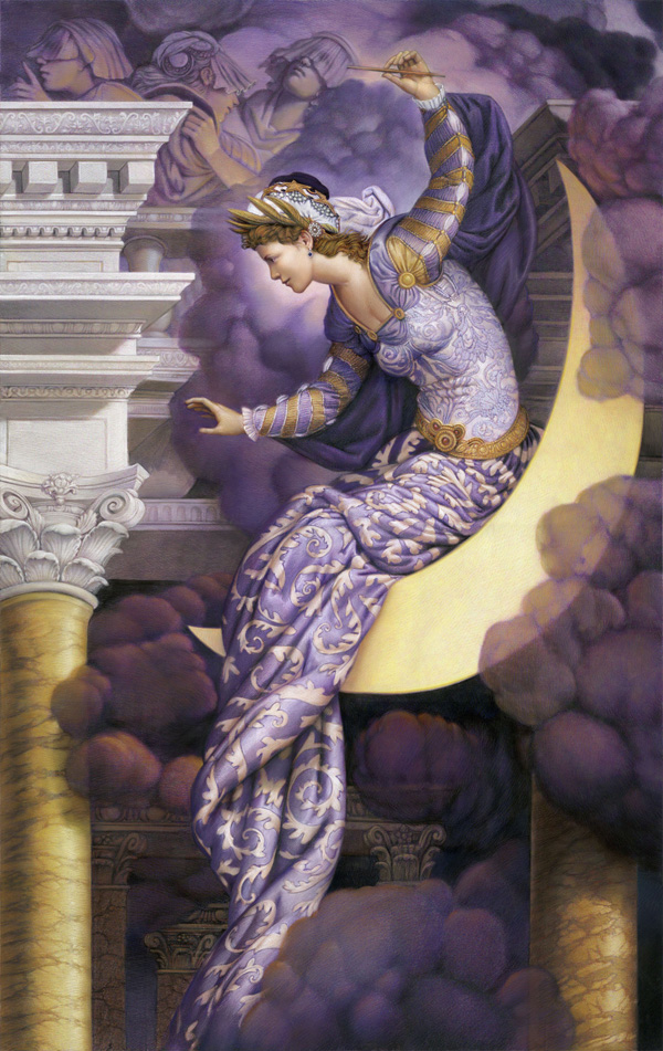 Queen-of-the-Night by Kurt Wenner