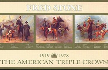 The American Triple Crown – Fred Stone