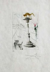 The Taming of the Shrew – by Salvador Dali