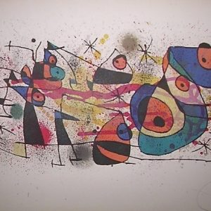 Ceramiques by Joan Miro
