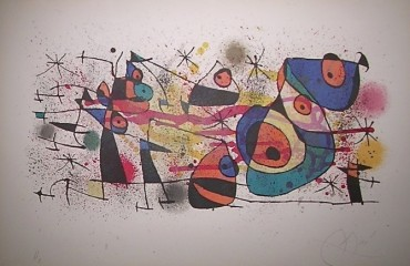 Ceramiques by Joan Miro  (SOLD)