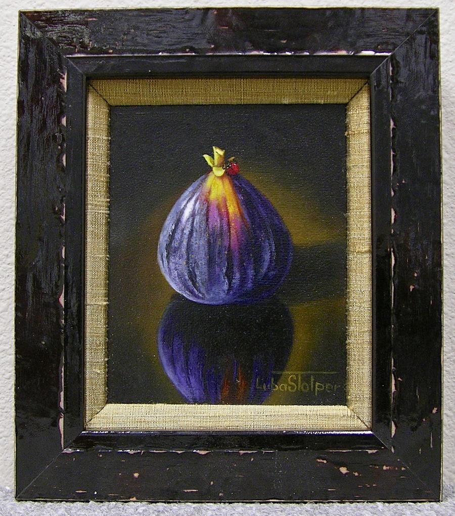 Fig – by Luba Stolper