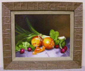 Essential Ingredients – by Luba Stolper