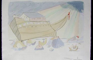 Noah's Ark by Salvador Dali