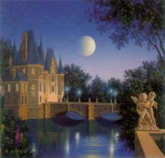 Aurora's Garden 1 by Jim Buckels