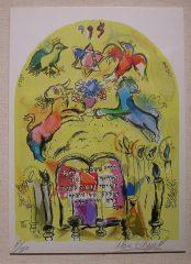 Naphtali by Marc Chagall