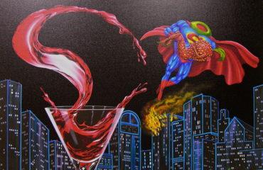 Super-Tini by Michael Godard