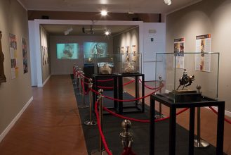 Horse & Rider Exhibit Opens in Milan