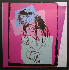 Douc Langur by Andy Warhol