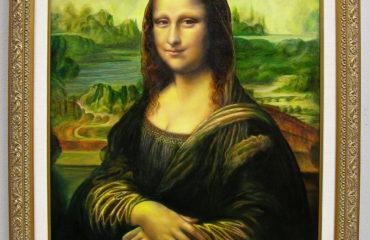 Mona Lisa by Galina Evangelista