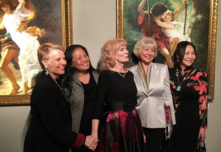 Galina Evangelista Event a Wonderful Success