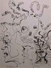 Medusa – lithograph signed by Pablo Picasso – SOLD