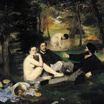 Luncheon on the Grass, by Edward Manet.
